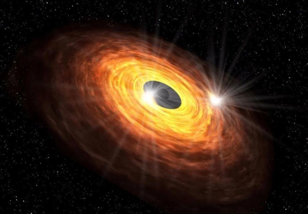 在人马座A黑洞中,发现奇怪准周期闪烁,每30分钟就闪亮一次-第2张图片-IT新视野