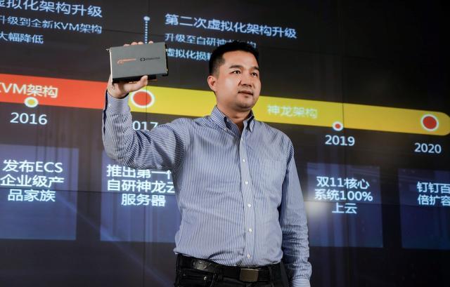 阿里云造第三代神龙,性能暴涨160%,号称算力全球最强-第1张图片-IT新视野