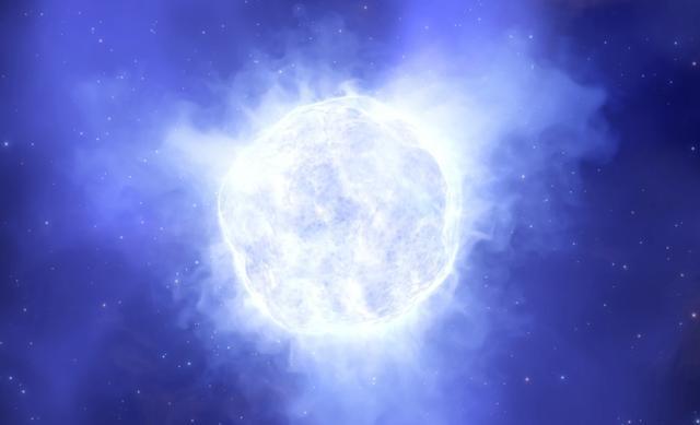 天文学家:宇宙中最大的恒星之一可能已经消失了-第1张图片-IT新视野