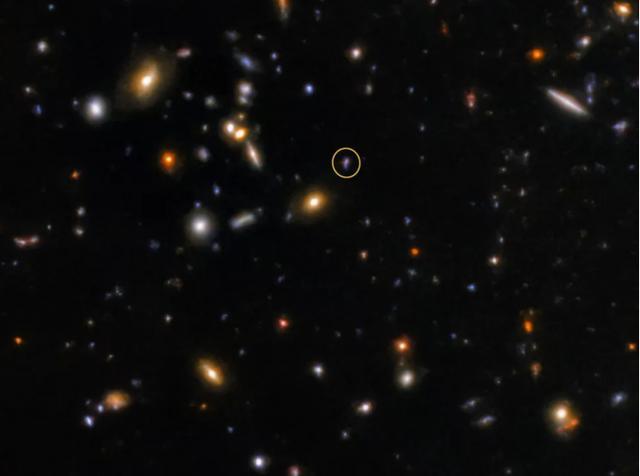 天文学家在100亿年后的今天捕捉到宇宙中最强烈的一次爆炸-第1张图片-IT新视野