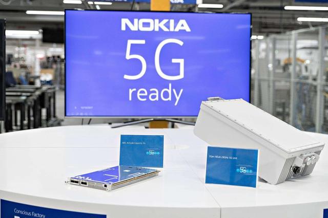 英国禁用华为5G后,诺基亚突然宣布通过软件将4G基站升级到5G-第2张图片-IT新视野