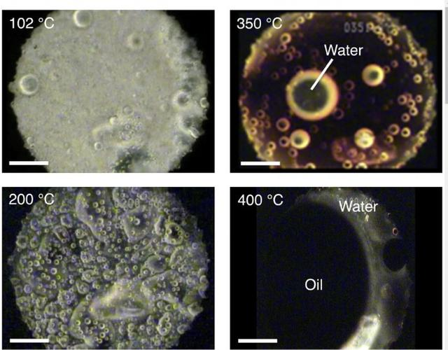 一项新研究表明星云中有机物可能是地球水的源头-第1张图片-IT新视野