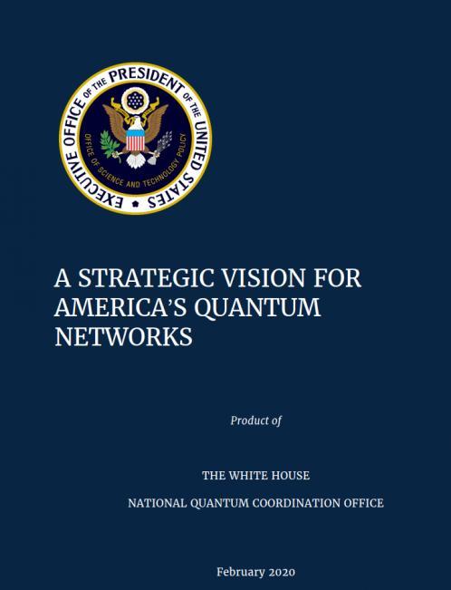 美国宣布计划十年内建成国家量子互联网,并且永远无法被劫持-第1张图片-IT新视野