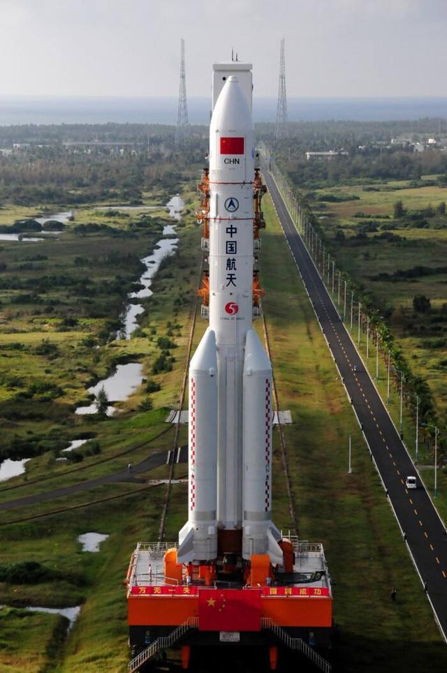 长征五号成为中国骄傲,开创中国行星探测新时代-第2张图片-IT新视野