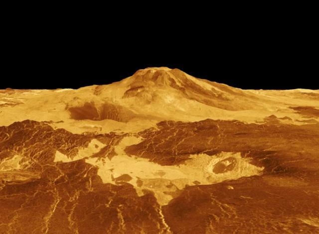 金星上的活火山表明这颗超热星球的环境比以前认为的还要糟糕-第1张图片-IT新视野