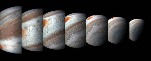 """木星表面最大风暴""""大红斑"""",持续数百年却从来没有完全消失过-第2张图片-IT新视野"""