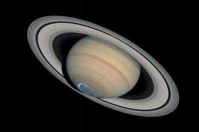 土星的光环是怎么形成的?-第1张图片-IT新视野
