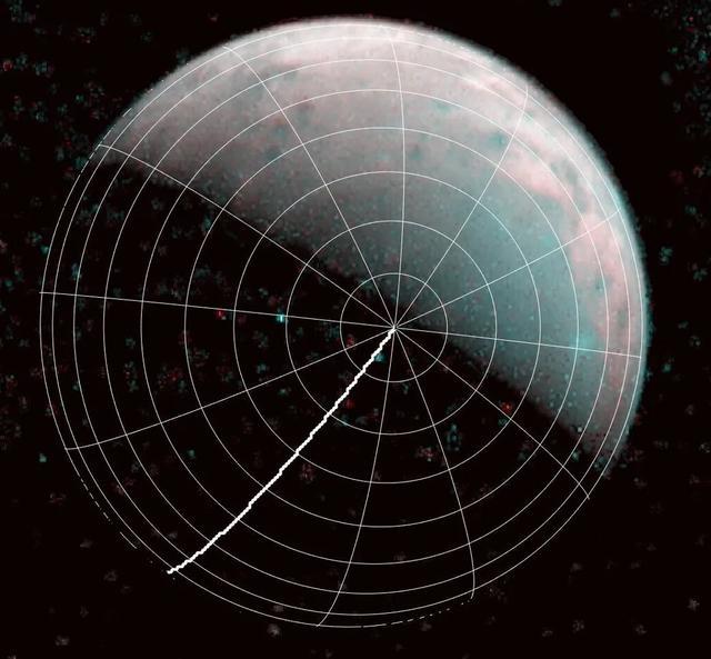 """""""朱诺""""探测器第一次拍到木卫三北极,发现那里的冰有点异样-第1张图片-IT新视野"""