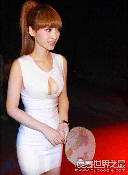 中国胸最大的女明星排名,E罩杯的张馨予也只能排第三-第4张图片-IT新视野