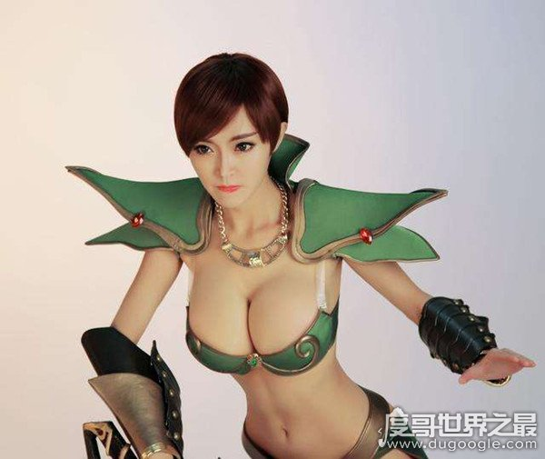 中国胸最大的女明星排名,E罩杯的张馨予也只能排第三-第10张图片-IT新视野