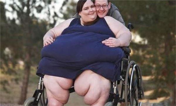 世界上最重的人苏珊娜.埃曼重达1450斤(堪比一头大象)-第3张图片-IT新视野