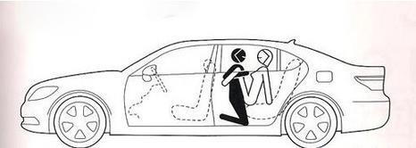 车震技巧:私家车里车震体位姿势-第4张图片-IT新视野