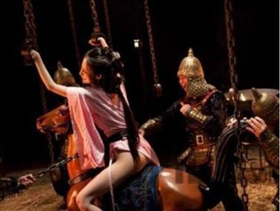 古代女子妇刑大盘点,超级变态和残忍-第3张图片-IT新视野