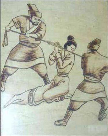 古代女子妇刑大盘点,超级变态和残忍-第4张图片-IT新视野