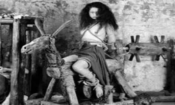 古代女子妇刑大盘点,超级变态和残忍-第5张图片-IT新视野
