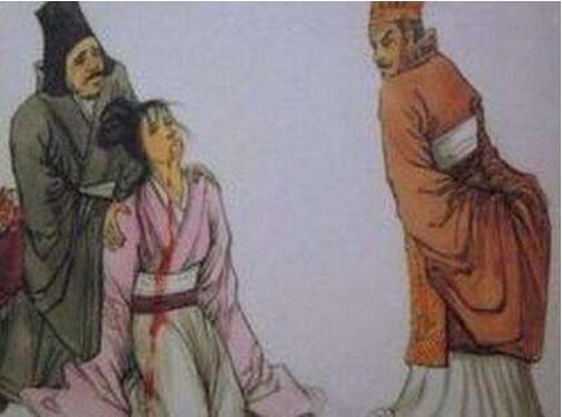 古代女子妇刑大盘点,超级变态和残忍-第6张图片-IT新视野