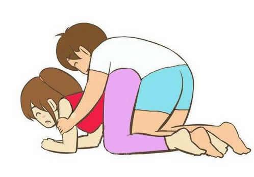 真人23式(动)姿势图,容易怀孕的性姿势-第2张图片-IT新视野