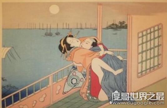 世界上最污春交画图,古代世界各国春画合集-第3张图片-IT新视野