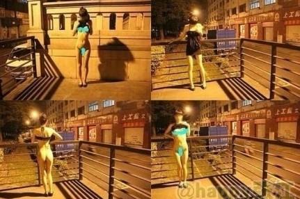 上海裸拍门事件,尺度之大亮瞎狗眼-第3张图片-IT新视野