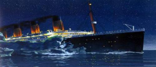 揭秘泰坦尼克号灵异事件,女乘客消失78年再现冰岛-第1张图片-IT新视野