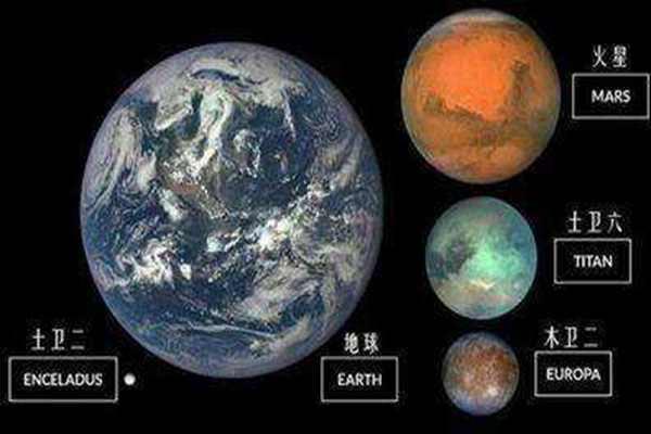 木卫二发现鲸鱼?美国宇航局观测到惊人景象,木卫二上或存生命-第1张图片-IT新视野